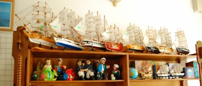 Други морски артикули