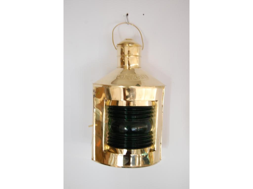 Корабен фенер