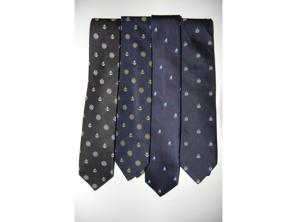 Вратовръзки с морски мoтиви