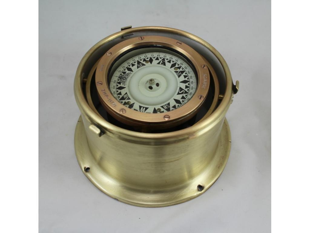 102 Корабен германски компас 1977 год.