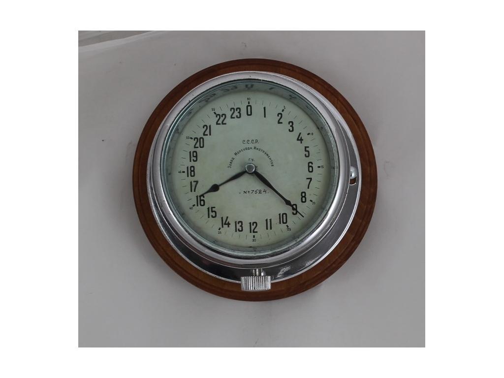 502 Корабен 24 часов часовник